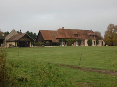 Image 6 | 4 bedroom farmhouse for sale with 580,000m2 of land, Orleans, Loiret , Loire Valley 204688