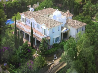 Image 1 | 6 bedroom villa for sale with 2,314m2 of land, Sierra Blanca, Marbella, Malaga Costa del Sol, Marbella Golden Mile 205134