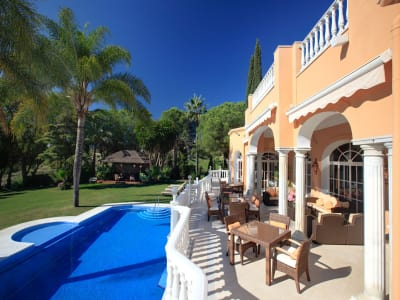 Image 2 | 7 bedroom villa for sale with 5,850m2 of land, Benahavis, Malaga Costa del Sol, Andalucia 205391