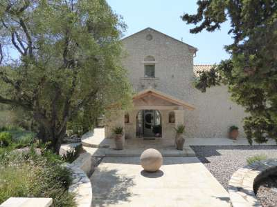 Image 3 | 5 bedroom villa for sale with 4,800m2 of land, Nisaki, Corfu, Ionian Islands 205606