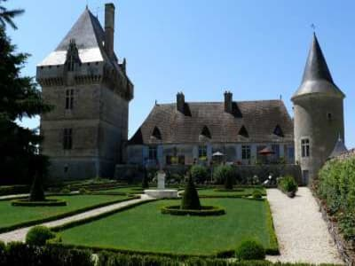 Image 15 | 5 bedroom French chateau for sale with 210,000m2 of land, Poitiers, Vienne , Poitou-Charentes 205629