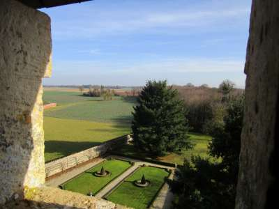 Image 3 | 5 bedroom French chateau for sale with 210,000m2 of land, Poitiers, Vienne , Poitou-Charentes 205629