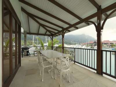 Image 1 | Superb Seychelles 3 Bed Apartment for sale with Pontoon, Dinghy, Electric Car and Scooter. 206122