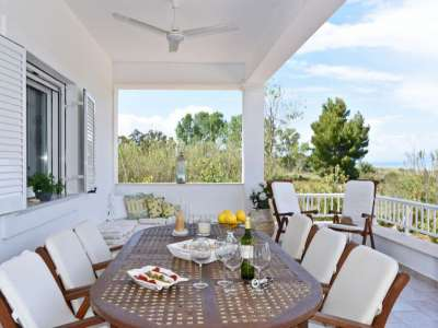 Image 3 | 3 bedroom villa for sale with 4,500m2 of land, Lefkimmi, Corfu, Ionian Islands 206330