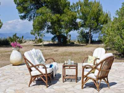 Image 7 | 3 bedroom villa for sale with 4,500m2 of land, Lefkimmi, Corfu, Ionian Islands 206330