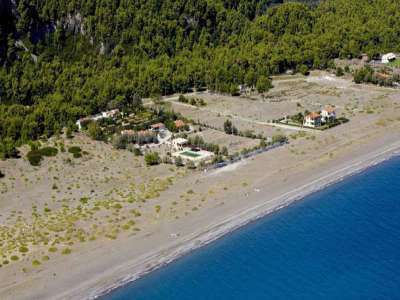 Image 4 | Beachfront Camp Site Business  for Sale  in Evia Island (Euboea)plus 3 buildings with 12 Suites, Bar Restaurant and Pool. 207029
