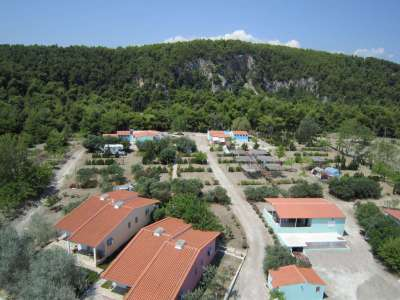 Image 5 | Beachfront Camp Site Business  for Sale  in Evia Island (Euboea)plus 3 buildings with 12 Suites, Bar Restaurant and Pool. 207029
