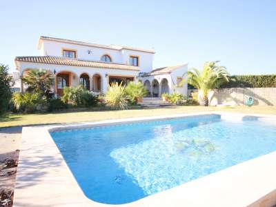 Image 1 | 3 bedroom villa for sale with 3,300m2 of land, Benitachell, Alicante Costa Blanca, Valencia 207664