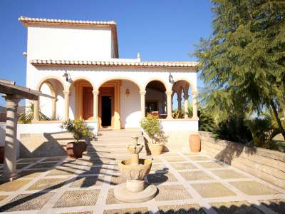 Image 24 | 3 bedroom villa for sale with 3,300m2 of land, Benitachell, Alicante Costa Blanca, Valencia 207664