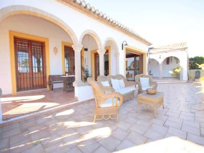 Image 3 | 3 bedroom villa for sale with 3,300m2 of land, Benitachell, Alicante Costa Blanca, Valencia 207664
