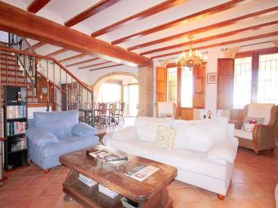Image 4 | 3 bedroom villa for sale with 3,300m2 of land, Benitachell, Alicante Costa Blanca, Valencia 207664