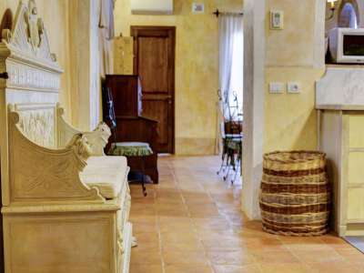 Image 10   12 bedroom farmhouse for sale with 5,600m2 of land, Florence, Chianti 207971