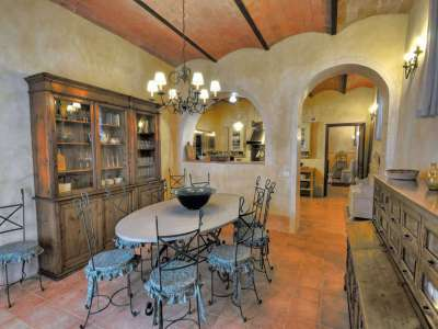 Image 11   12 bedroom farmhouse for sale with 5,600m2 of land, Florence, Chianti 207971