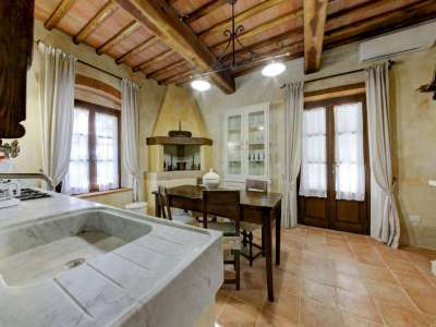 Image 23   12 bedroom farmhouse for sale with 5,600m2 of land, Florence, Chianti 207971