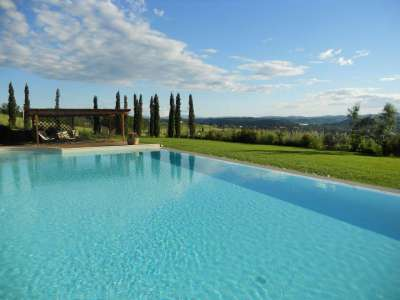 Image 26   12 bedroom farmhouse for sale with 5,600m2 of land, Florence, Chianti 207971