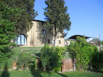 Image 4   12 bedroom farmhouse for sale with 5,600m2 of land, Florence, Chianti 207971