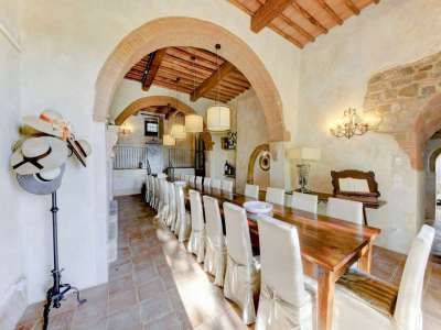 Image 6   12 bedroom farmhouse for sale with 5,600m2 of land, Florence, Chianti 207971