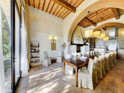 Image 7   12 bedroom farmhouse for sale with 5,600m2 of land, Florence, Chianti 207971