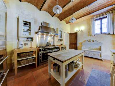 Image 8   12 bedroom farmhouse for sale with 5,600m2 of land, Florence, Chianti 207971