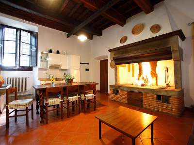 Image 10   Superb Castle for Sale close to Florence with Tourist and Wine Business & 47 Hectares of Land  208304