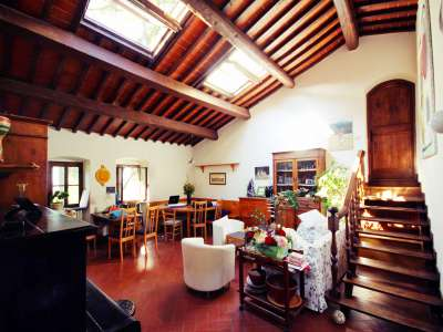 Image 11   Superb Castle for Sale close to Florence with Tourist and Wine Business & 47 Hectares of Land  208304