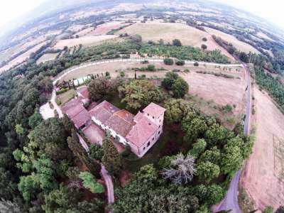 Image 15   Superb Castle for Sale close to Florence with Tourist and Wine Business & 47 Hectares of Land  208304