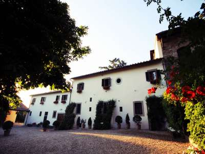 Image 4   Superb Castle for Sale close to Florence with Tourist and Wine Business & 47 Hectares of Land  208304