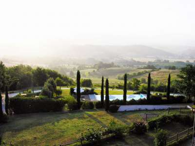 Image 9   Superb Castle for Sale close to Florence with Tourist and Wine Business & 47 Hectares of Land  208304