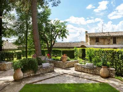 Image 30 | Superb Umbrian Villa with 10 bedrooms and Pool  for Auction in Spoleto area. 208592