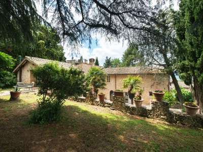 Image 31 | Superb Umbrian Villa with 10 bedrooms and Pool  for Auction in Spoleto area. 208592