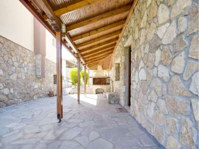 Image 3 | Spacious Family Home for Sale with 3 Bedrooms in Kassandra, Halkidiki. 209012
