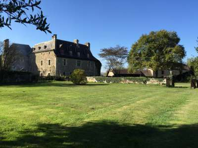 11 bedroom French chateau for sale, Orthez, Pyrenees-Atlantique , Gascony