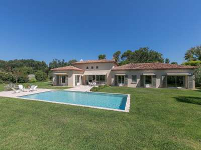 Image 1 | 4 bedroom villa for sale with 4,500m2 of land, Mougins, French Riviera 209958