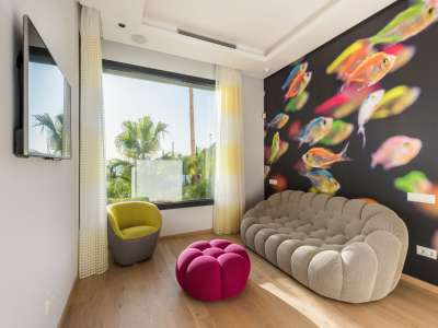 Image 12   5 bedroom villa for sale with 1,800m2 of land, Los Flamingos Golf, Benahavis, Malaga Costa del Sol, Andalucia 209964
