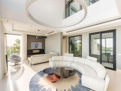 Image 3   5 bedroom villa for sale with 1,800m2 of land, Los Flamingos Golf, Benahavis, Malaga Costa del Sol, Andalucia 209964