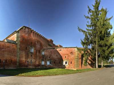 Image 16 | Spectacular Fort with 25 Bedrooms in the Czech Republic for Sale with Restaurant and Events Facilities 210134
