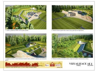 Image 26 | Spectacular Fort with 25 Bedrooms in the Czech Republic for Sale with Restaurant and Events Facilities 210134