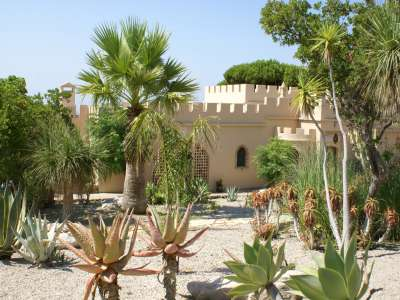 Image 1 | 4 bedroom villa for sale with 16,240m2 of land, Santa Barbara de Nexe, Central Algarve, Algarve 210820