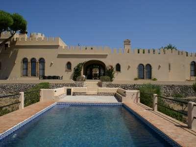 Image 2 | 4 bedroom villa for sale with 16,240m2 of land, Santa Barbara de Nexe, Central Algarve, Algarve 210820