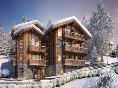 Image 2 | 5 bedroom ski chalet for sale, Courchevel, Savoie , Three Valleys Ski 211285