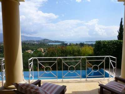 Image 5 | 4 bedroom villa for sale with 6,000m2 of land, Gouvia, Corfu, Ionian Islands 212227