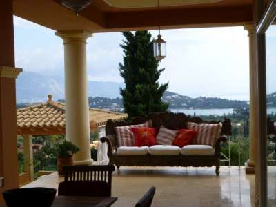 Image 6 | 4 bedroom villa for sale with 6,000m2 of land, Gouvia, Corfu, Ionian Islands 212227