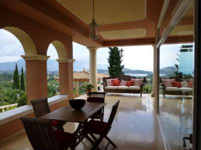 Image 7 | 4 bedroom villa for sale with 6,000m2 of land, Gouvia, Corfu, Ionian Islands 212227