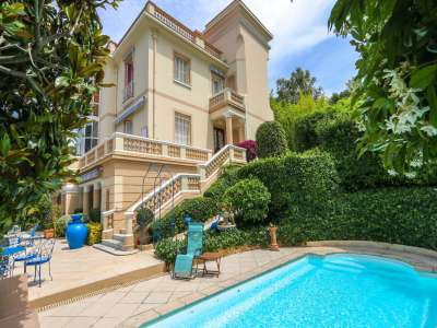 Image 1   5 bedroom villa for sale with 1,000m2 of land, Mont Boron, Nice, French Riviera 212576