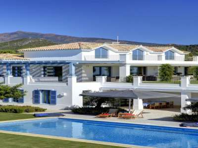 Image 7   5 bedroom villa for sale with 6,950m2 of land, Monte Mayor Golf Resort, Marbella, Malaga Costa del Sol, Andalucia 212682