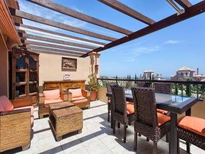 Image 1 | 4 bedroom penthouse for sale, Los Flamingos Golf, Benahavis, Malaga Costa del Sol, Andalucia 212684