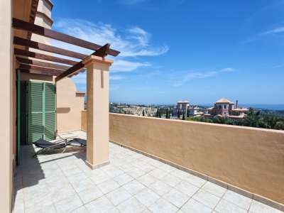 Image 4 | 4 bedroom penthouse for sale, Los Flamingos Golf, Benahavis, Malaga Costa del Sol, Andalucia 212684