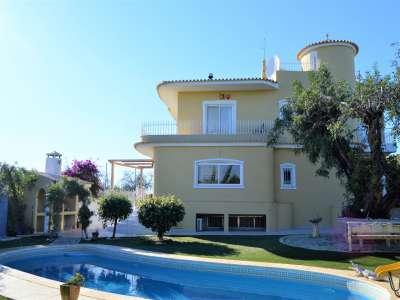 Image 1   6 bedroom villa for sale with 500m2 of land, Almancil, Central Algarve, Algarve Golden Triangle 214510