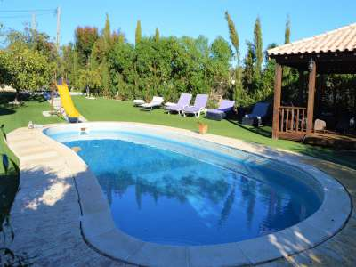 Image 2   6 bedroom villa for sale with 500m2 of land, Almancil, Central Algarve, Algarve Golden Triangle 214510