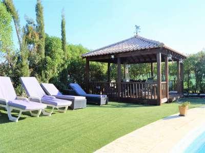 Image 3   6 bedroom villa for sale with 500m2 of land, Almancil, Central Algarve, Algarve Golden Triangle 214510